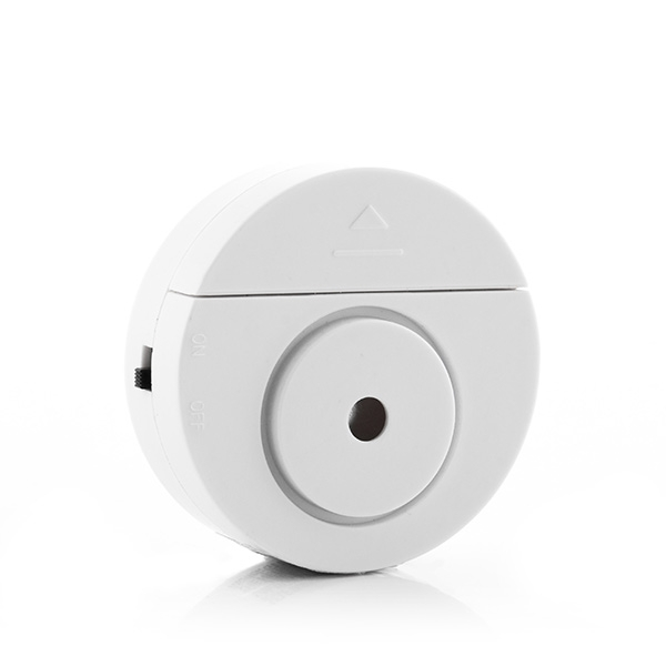Intelligent Portable Alarm with Movement Detector Security