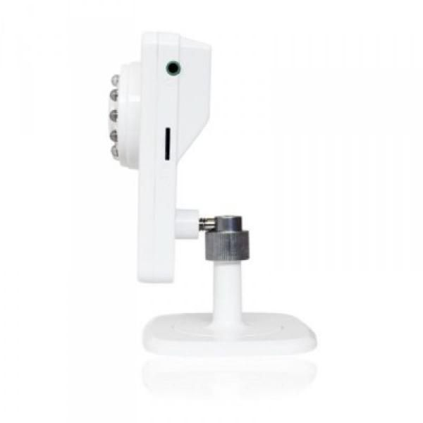 IP camera approx! APPIP03P2P VGA IR P2P micro SD Wifi White