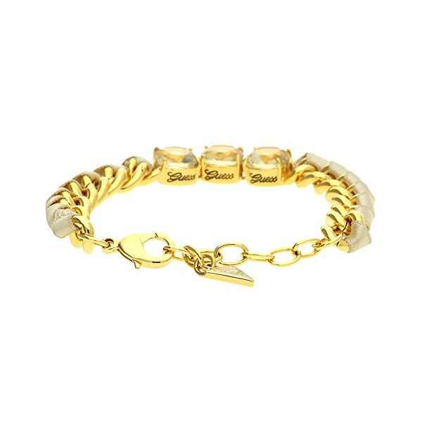 Ladies Bracelet Guess UBB11414 (20 cm)
