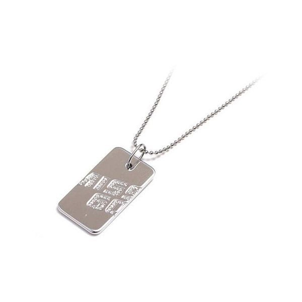 Ladies Necklace Miss Sixty WM10905P (40 cm)