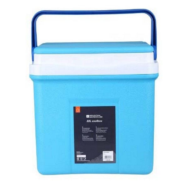 Portable Fridge 25 L Blue (38 X 26 x 39 cm)