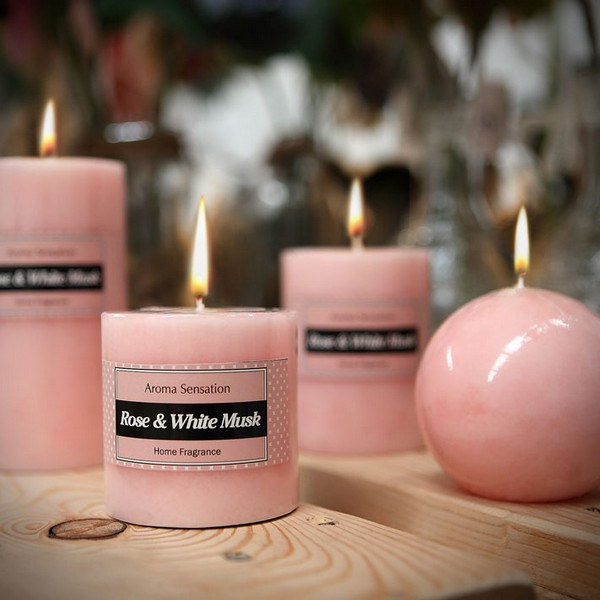 Scented Candle 117600