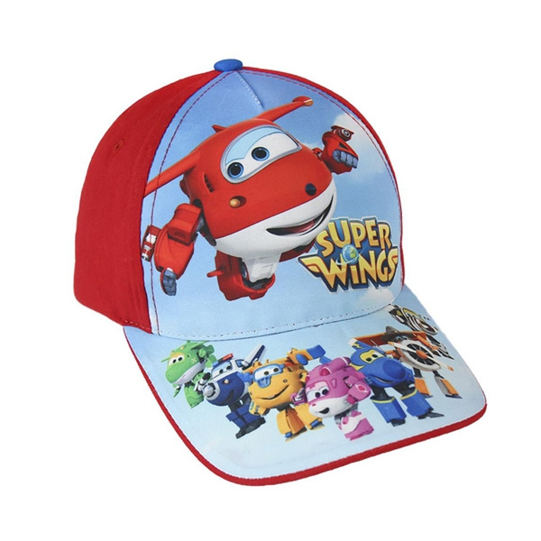 Super Wings Kids Cap (53 cm)