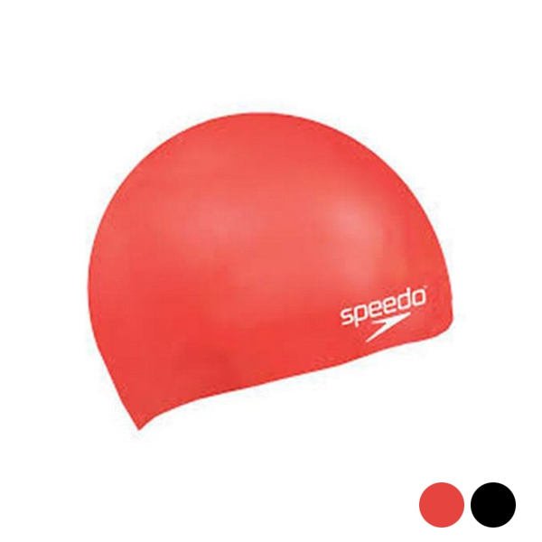 Swimming Cap Speedo Plain Moulded