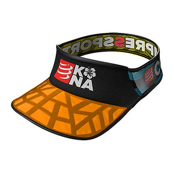 Unisex Cap Compressport Kona 17 Multicolour