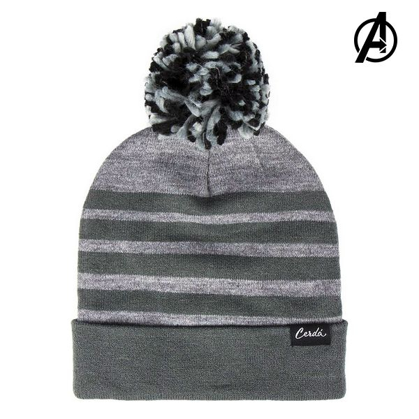 Hat The Avengers Grey