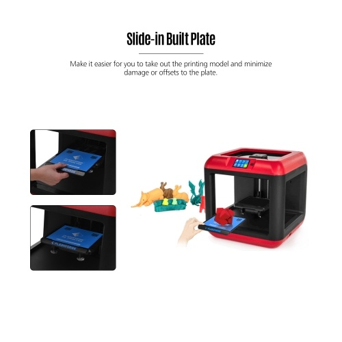 FlashForge Finder Desktop WiFi 3D Printer